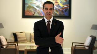 Ali Haddad, nouveau président du Forum des chefs d'entreprises algériens.