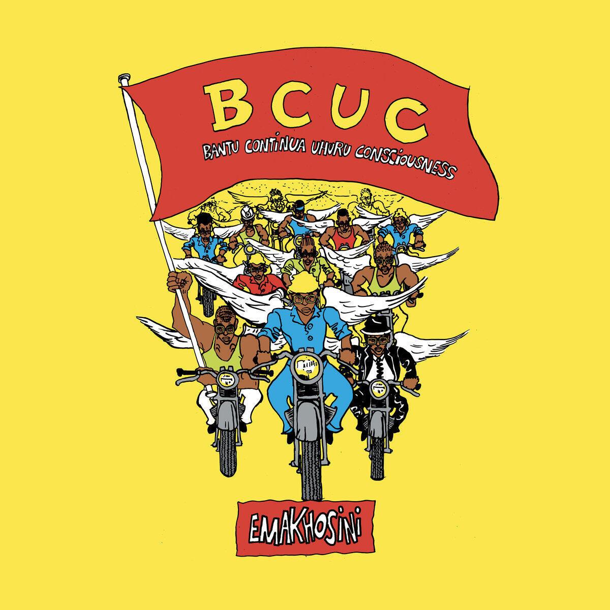 Album cover BCUC by Emakhosini