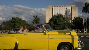 Turistas do mundo todo, e principalmente dos Estados Unidos, escolheram Havana como destino para as férias em 2016