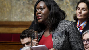 Laetitia Avia, députée LREM de Paris.