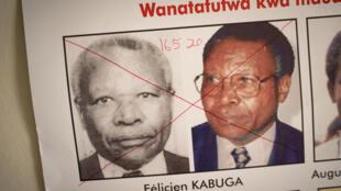 2020-05-19 rwanda genocide felicien kabuga arrest paris UN ICTR