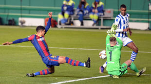 Marc-Andre ter Stegen delivered a brilliant performance as Barcelona reached the Spanish Super Cup final on Wednesday.