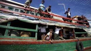 ASEAN quan ngại về số phần người Rohingya tại Miến Điện