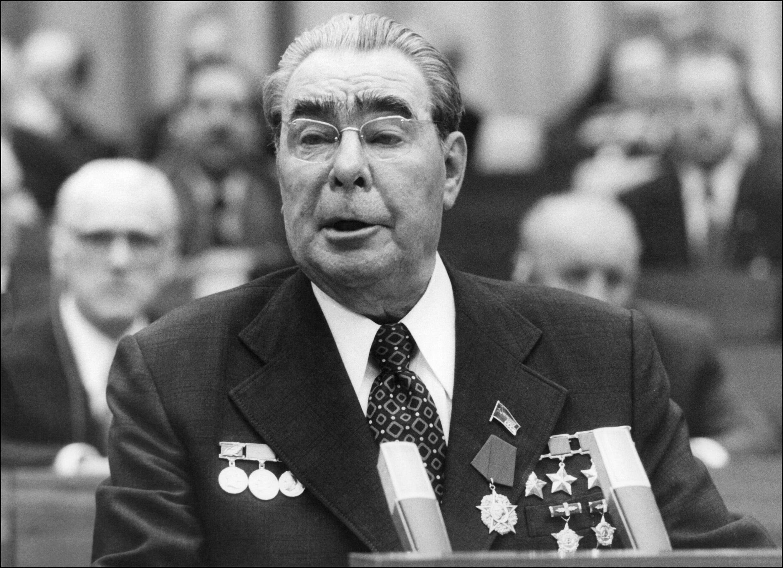 Леонид Брежнев, 1979 год