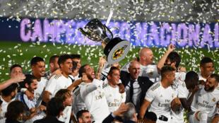 Real Madrid - Futebol - Football - Espanha - Espagne - Desporto - Liga