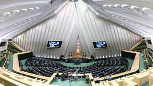 IRAN / Parlement