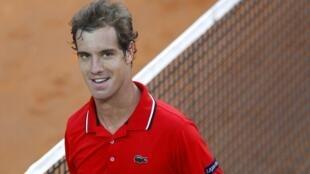 Richard Gasquet est toujours heureux de retrouver le cocon de la Fédération française de tennis.