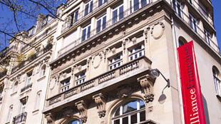 Sede de la Alianza Francesa en París, Boulevard Raspail, distrito 6.