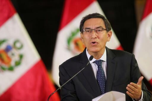 El presidente Martín Vizcarra cerró el Congreso unicameral y convocó a nuevos comicios parlamentarios, el pasado 30 de septiembre