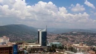 Jiji kuu la Rwanda, Kigali