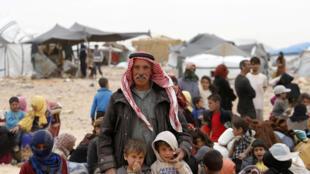 Jordan ta haramtawa dubban 'Yan gudun hijirar Syria shiga kasarta