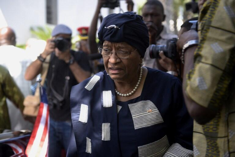 Liberia's President Sirleaf said the will of the Gambian people must be respected.