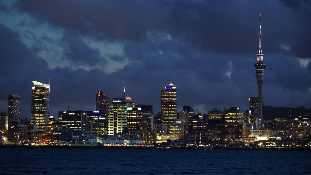 Une vue d'Auckland, ville la plus peuplée de Nouvelle-Zélande. (Image d'illustration).