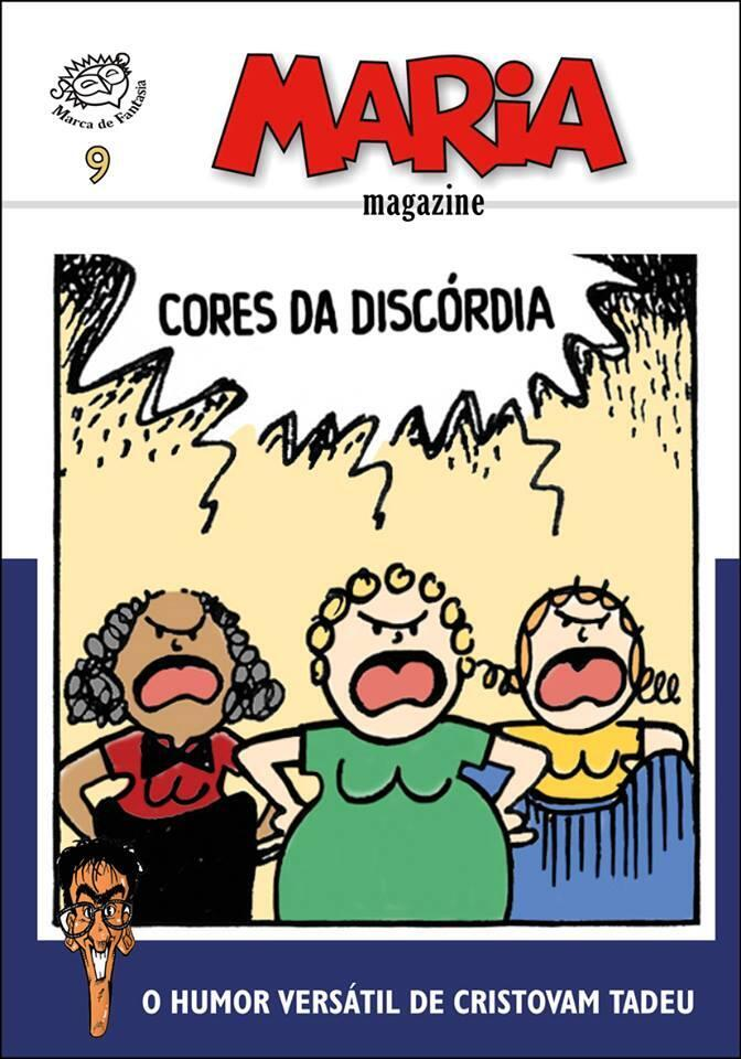 Maria Magazine.