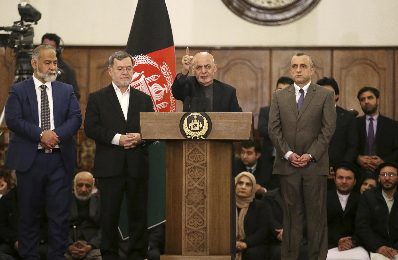 Tổng thống Afghanistan mãn nhiệm Ashraf Ghani được cho là đã chiến thắng trong cuộc bầu cử tổng thống, theo kết quả sơ khởi công bố ngày 22/12/2019.