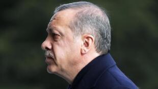 Recep Tayyip Erdogan, el pasado 30 de diciembre en Ankara.
