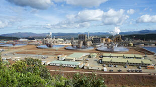 Vale's nickel plant on the French Pacific island of New Caledonia has become a source of tension