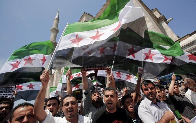Rikicin kasar Syria
