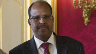 Mahmoud Ali Youssouf, ministre djiboutien des Affaires étrangères.