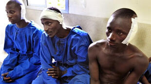 Aux urgences de l'hôpital de Ziguinchor, au Sénégal.