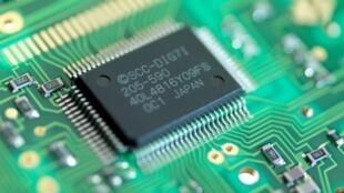 Chips cada vez mas pequeños gracias a los nanomateriales