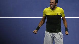 Matteo Berrettini reached the last four at a Grand Slam event for the first time at the US Open i New York.