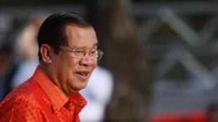 Au pouvoir depuis 32 ans, le Premier ministre Hen Sen devrait être reconduit pour un nouveau mandat de cinq ans