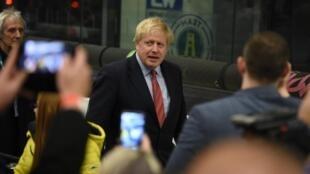 El primer ministro británico Boris Johnson tiene ahora el camino allanado para concretar el Brexit.