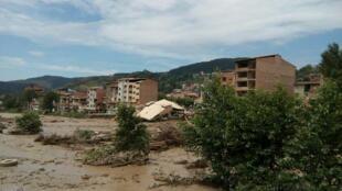 سیل اخیر در استان مازندران، ٧٠٠ میلیارد تومان خسارت وارد کرد