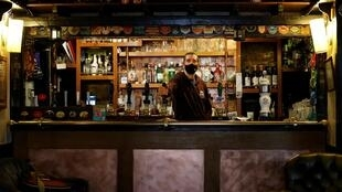 Paul Silcock, landlord and co-owner of The Gardeners Arms public house, says a few more pubs will fall victim to the pandemic curbs