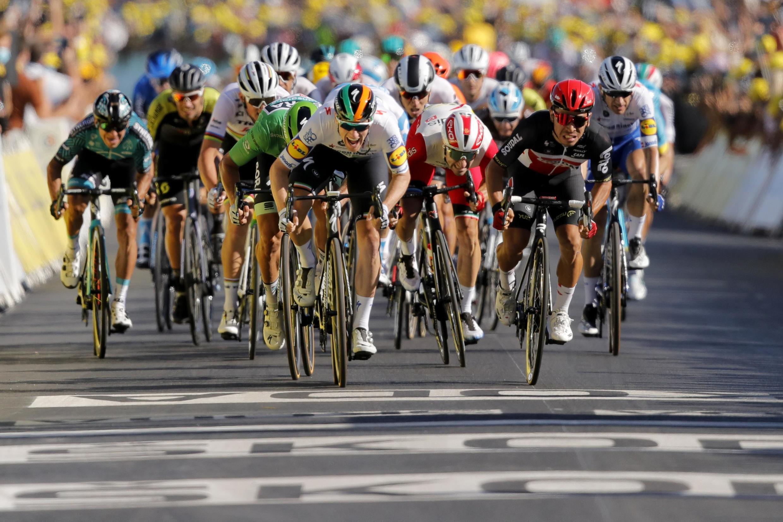 Le Tour de France 2020.