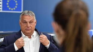 Viktor Orban, primeiro-ministro húngaro.