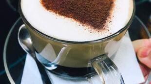 Cà phê trứng Hà Nội. Ảnh minh họa.