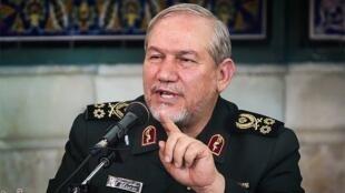 سرلشکر پاسدار یحیی رحیم صفوی، مشاور عالی آیتالله خامنهای در امور نظامی