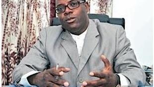 O advogado angolano David Mendes