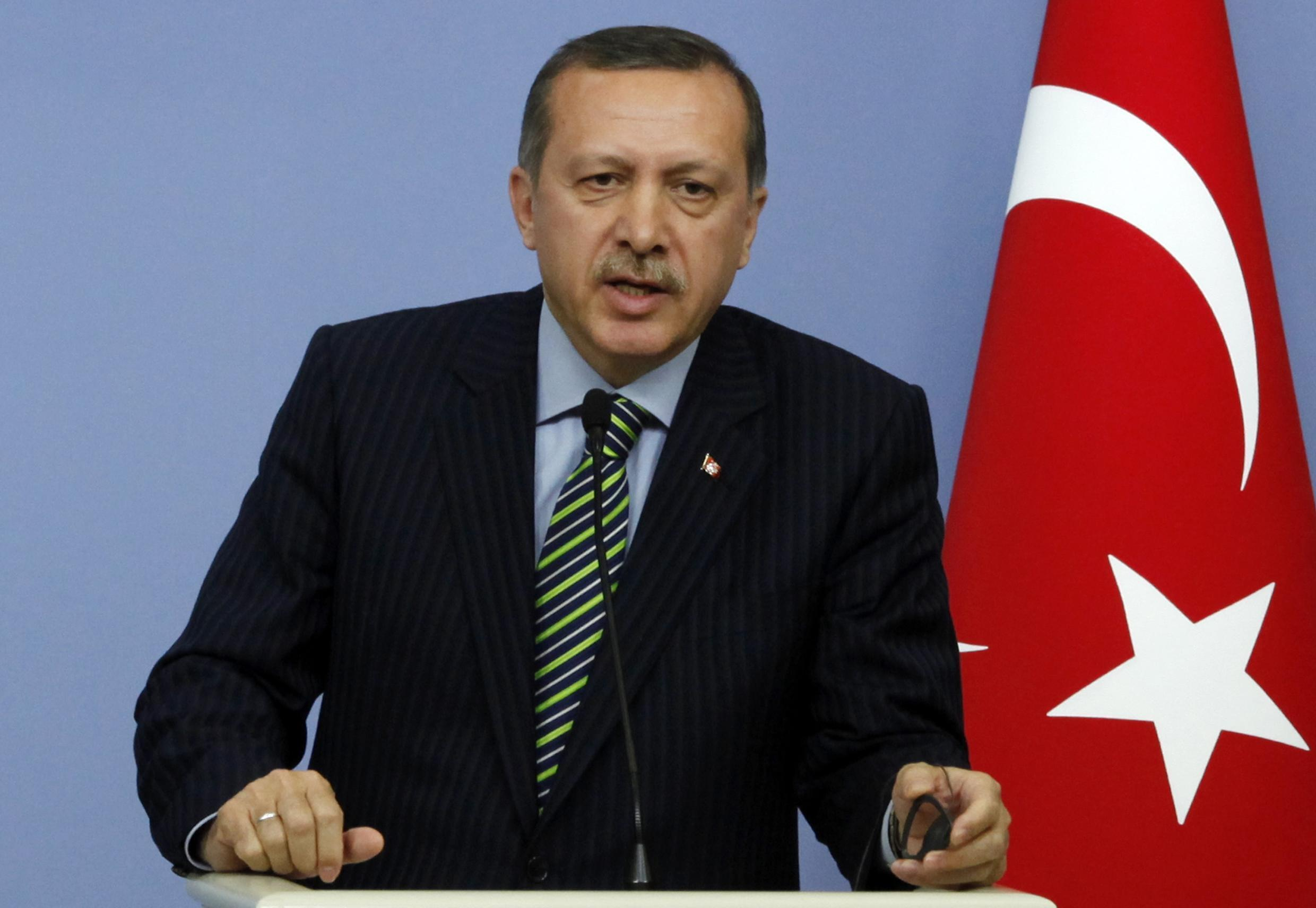 Turkish Prime Minister Recep Tayyip Erdoğan has been touring the country in a bid to drum up support for his party's proposed reforms.