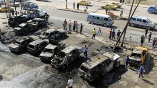 Atentados no Iraque deixam pelo menos 61 mortos neste domingo