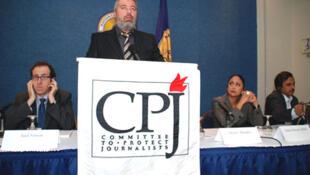 Ảnh minh họa: Ủy ban Bảo vệ Nhà báo (CPJ) là tổ chức quốc tế thường xuyên lên án Trung Quốc đàn áp tự do báo chí.