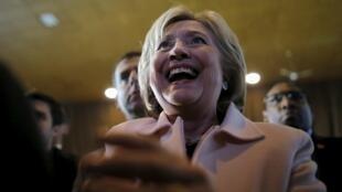美国总统大选民主党候选人希拉里克林顿私人电邮传涉最高机密