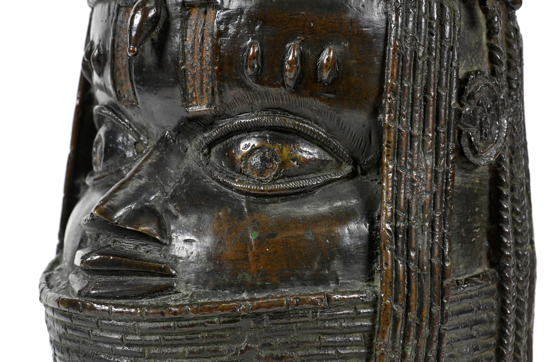 Ce bronze du Bénin se trouvant actuellement à Aberdeen va être restitué au Nigeria.
