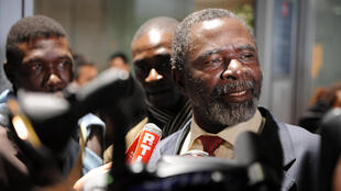 Le député fédéraliste Ngarleji Yorongar, ici photographié en 2008, s'est déclaré candidat à l'élection présidentielle.