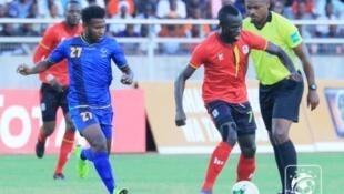 Uganda na Tanzania zikimenyana katika mechi muhimu ya kufuzu AFCON 2019 Machi 24 2019
