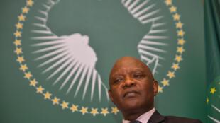 Shugaban Hukumar yaki da cututtuka na Afirka John Nkengasong
