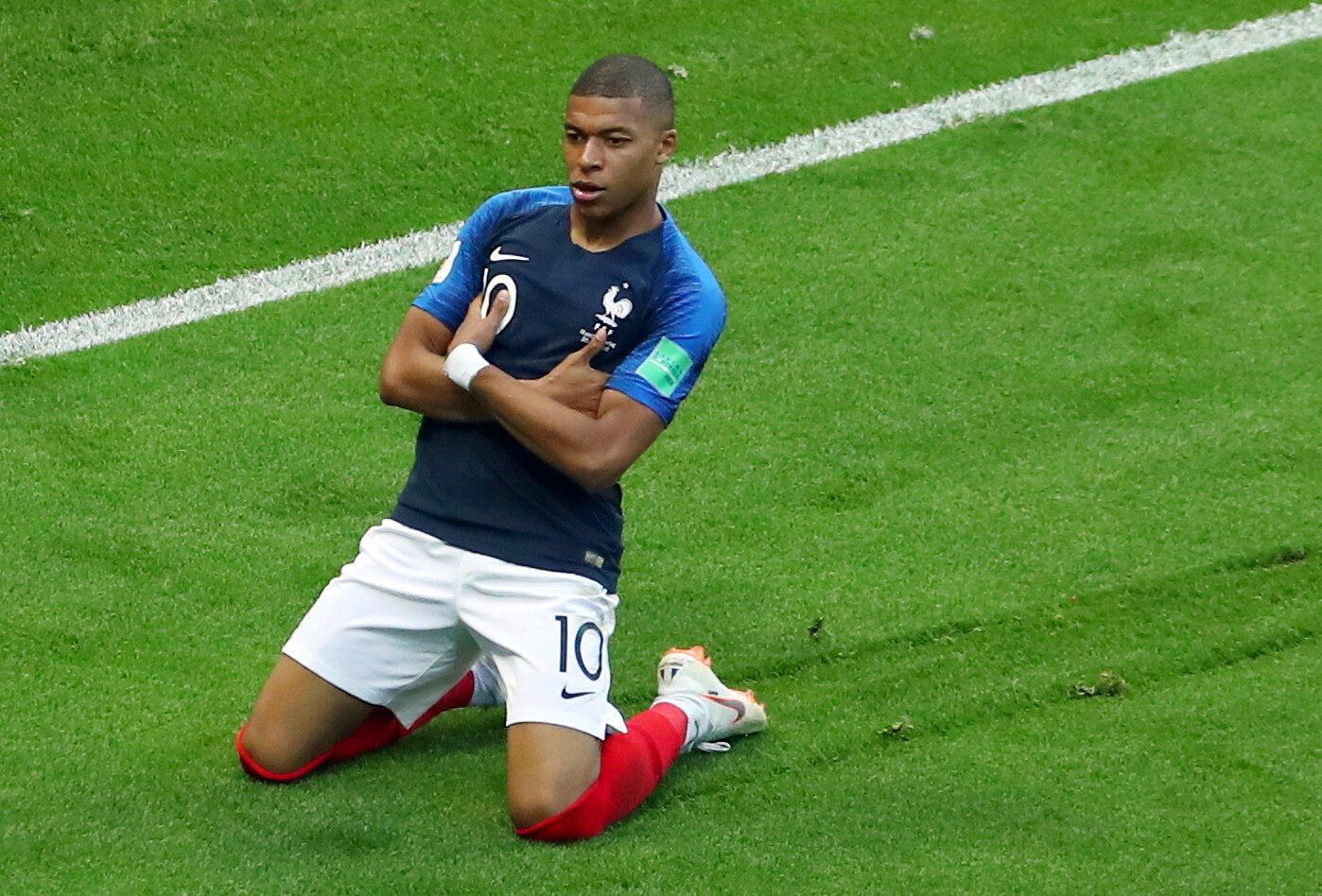 Килиан Мбаппе считает, что после матча Франция-Аргентина в болельщиках по-настоящему пробудился энтузиазм