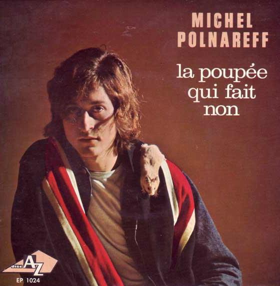 La poupée qui fait non – Michel Polnareff