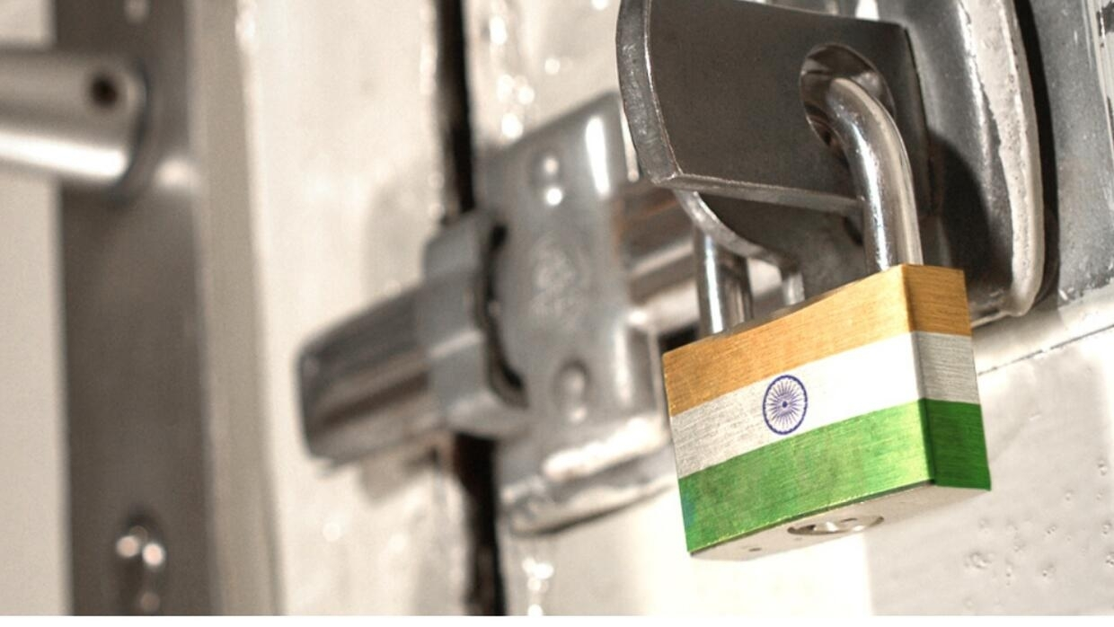 Image result for india lockdown
