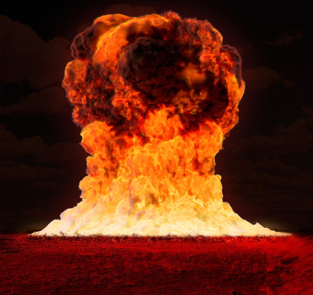 Một vụ thử bom nguyên tử