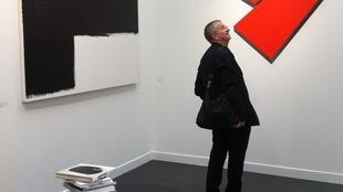 Galeria Raquel Arnaud na FIAC