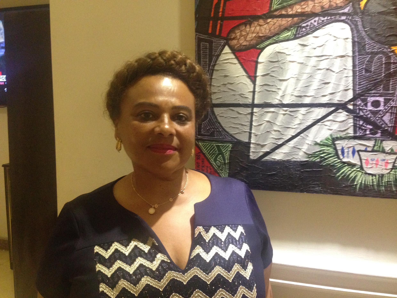 Ministra da Cultura de Angola, Carolina Cerqueira