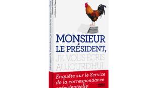 «Monsieur le Président, je vous écris aujourd'hui...», par Sandrine Campese, aux Éditions de l'Opportun.